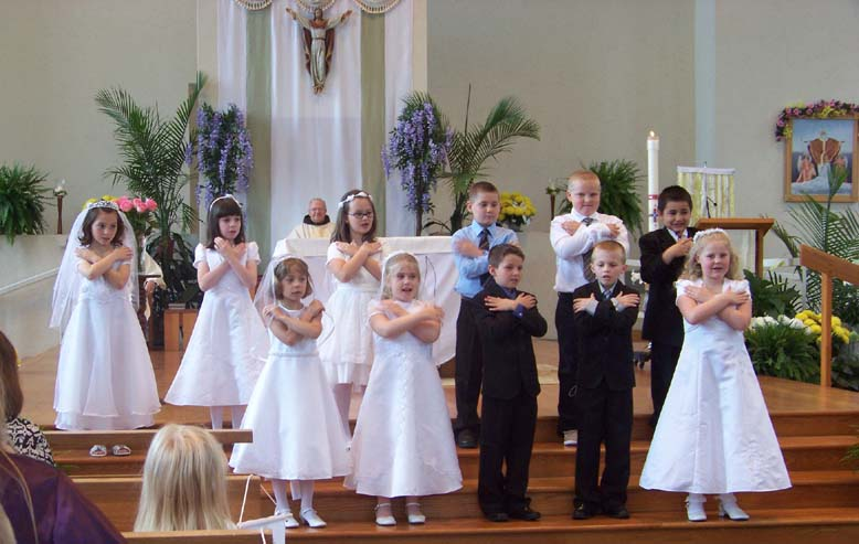2012 First Communion