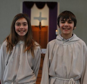 St. Clement Servers